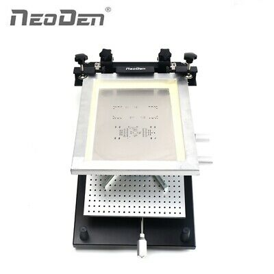 NeoDen High Precision Solder Paste Printer PM3040- SMT pcb printing machine-J