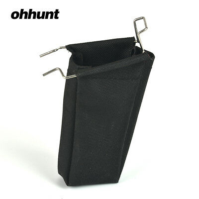 Ohhunt Case Collector Ammo Brass Shell Catcher For PS90 P90 Nylon Black