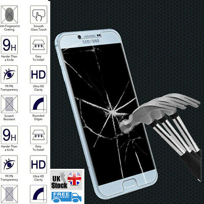 Tempered Glass Protective Screen Protector Film For Samsung Galaxy A3/5/7 2016