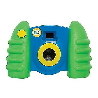 Discovery Kids Digital Camera and Video - Blue/Green New Free Shipping