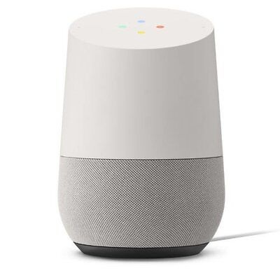Google Home Smart Speaker Personal Assistant Voice Activated echo Music Player