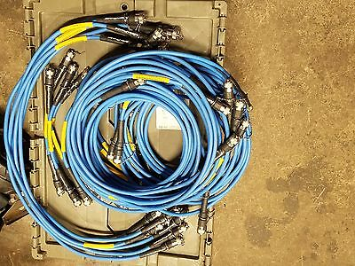 Megaphase Universal Cable Kit with Bonus cables 4ghz 50 Ohm Low LOSS -90 dB min