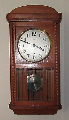 Vedette Westminster Chime 8 Day Regulator Wall Clock