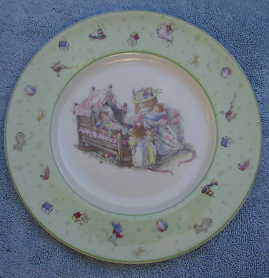 Royal Doulton Brambly Hedge  Brambly Breakfast Plate