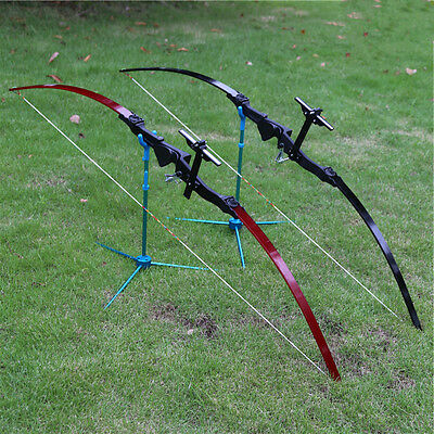 40lb 135cm Straight Pull Bow Longbow Arrow Shooting Practice Hunting Install Bow
