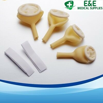 Male Latex External Catheter Various Sizes and Packs - Condom Catheter CE Marked