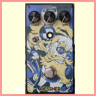 Walrus Audio Messner Transparent Light-Gain Overdrive Callisto Series Limited