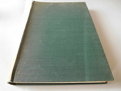 Handbook of Sweden Postage Stamp 1855 - 1946 Hard Cover 1946 1st ed.Rare