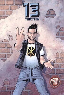 Thirteen (2000 Ad), Carey, M. J., Excellent Book
