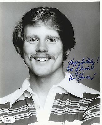 Ron Howard Opie Authentic Hand Signed Sports Card The Andy Griffith