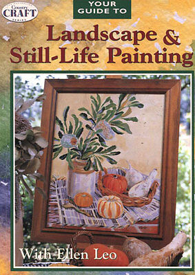 Painting  Book -  Landscape & Still-Life Painting