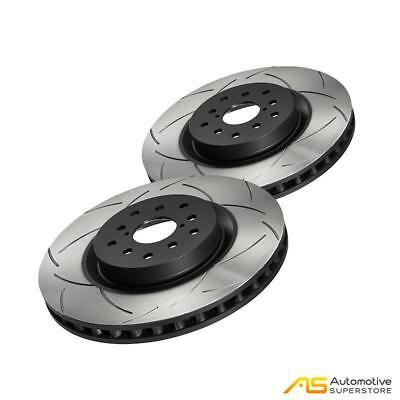 DBA4484S Brake Disc Rotor Pair Clubspec Road & Race 4000 T3 Slotted DBA