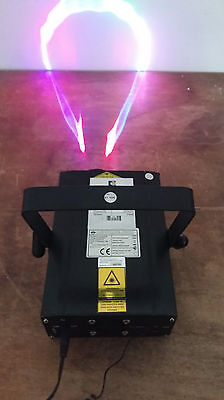 ADJ Micro Image RGB Multi Geomtetric Pattern Laser Light