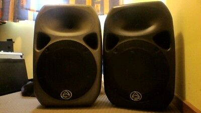 p.a speakers