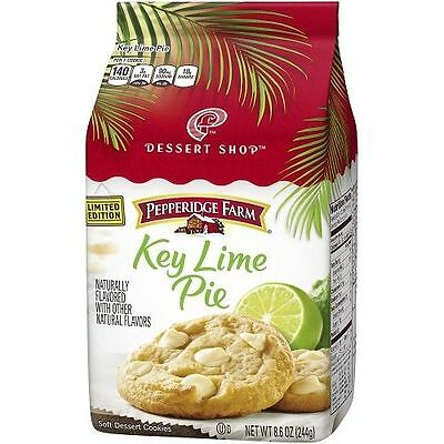 Pepperidge Farm Key Lime Pie Cookies
