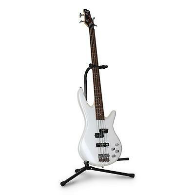 Acoustic Electric Bass Guitar Stand Adjustable Steel Tripod Universal Holder New