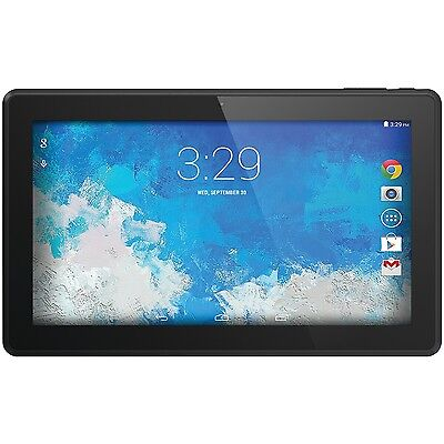 """Hipstreet Pilot Android 16GB Tablet 10"""" LCD HD Touchscreen Quad Core 1.3GHz 1GB"""