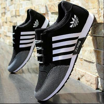 2018 Men Outdoor sports shoes Fashion Breathable Casual Sneakers running Shoes