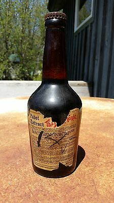 Pabst Extract Full Bottle