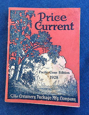 1928 Catalog The Creamery Package Mfg Company Dairy Products Equipment Supplies