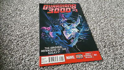 GUARDIANS 3000 #1 of 8 Cvr A (2014) MARVEL SERIES