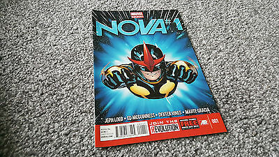 NOVA Vol.5 #1 of 31 Cvr A (2014) MARVEL SERIES
