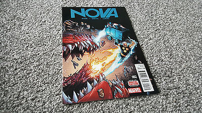 NOVA Vol.6 #2 of 11 Cvr A (2016) MARVEL SERIES