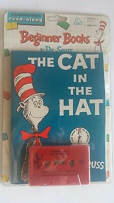 Dr. Seuss's The Cat In The Hat (Random House read-along book and cassette)
