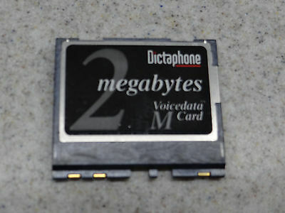 Voicedata M Card 2 MB Dictaphone WalkAbout 2105 2 megabytes *free shipping