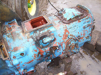 Vintage  Ford 3000  Tractor -Select O Speed Trans - Drove Ok - 1966