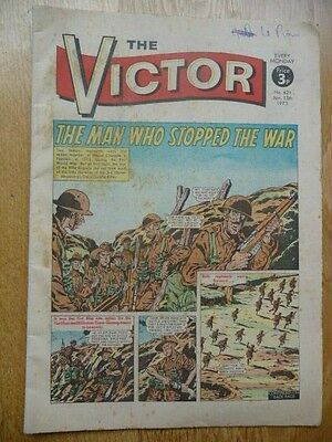 Vintage The Victor Comic No.621 Jan.13th 1973