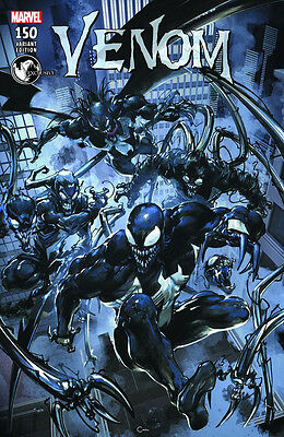 VENOM #150 Cover A CLAYTON CRAIN Variant Cover  Marvel 1st Print NM New & Unread