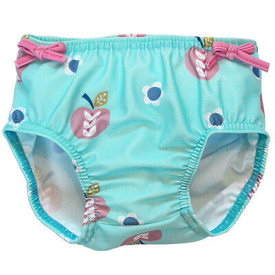 Splash About Swim Nappy Cover. Apple Daisy Bikini Style swimming Nappy Cover
