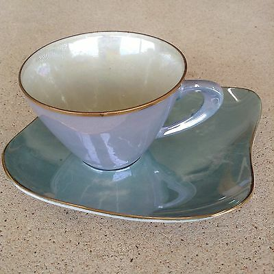 Vintage Cups And Saucers X 4