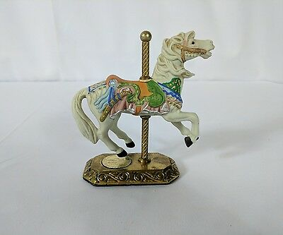 THE TOBIN FRALEY LIMITED EDITION Carousel Horse WILLETTS DESIGNS  #2858/17500