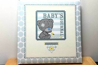 Carte Blanche - Me to You - Tiny Tatty Teddy Bear- Keepsake Baby Journal Book