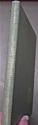 1964 Native American Indian book THE BARK CANOES AND SKIN BOATS OF NORTH AMERICA