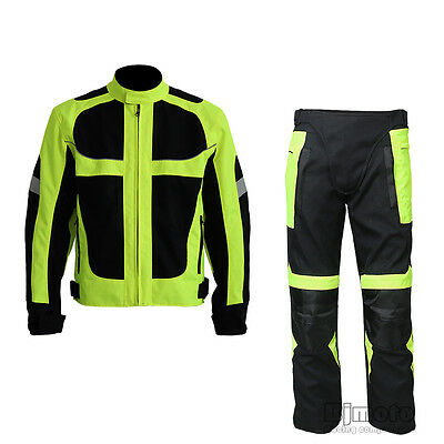Riding Tribe Racing Jacket Pants Suits Motorcycle Street Road Protective Gear