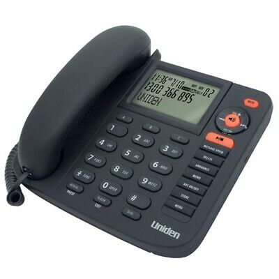 Uniden FP1355 Corded Home Phone with AUST UNIDEN WARRANTY