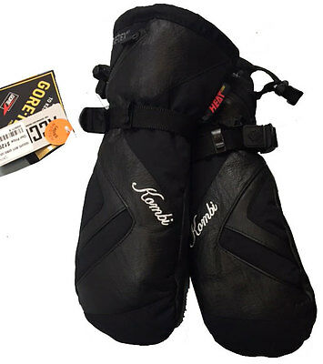 Womens Kombi Goretex Snow Ski/Board Mitts Primaloft insulation *NEW* was $129