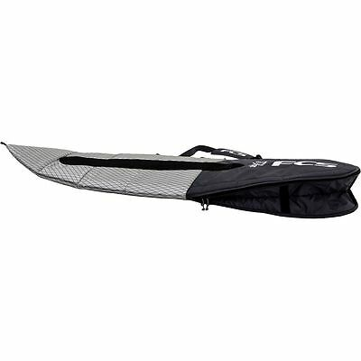 FCS Flight All Purpose Surfboard Bag Charcoal 6ft 3in