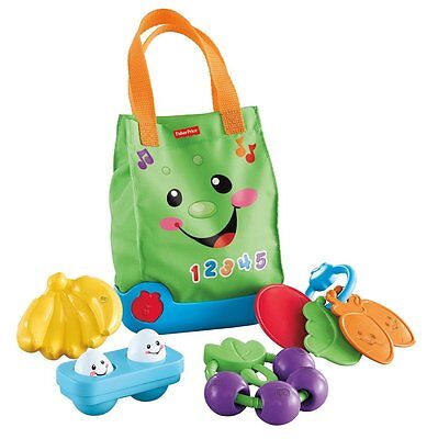 Fisher Price Laugh and learn Soft tote with sing-along songs and learning fun