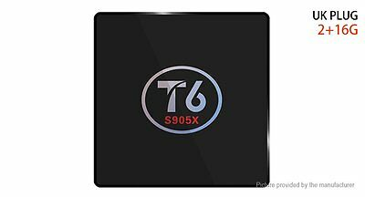 Android T6 S905x TV BOX
