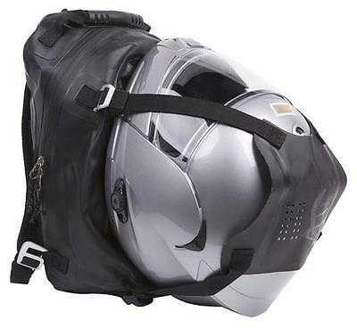 SHAD Zulupack 18L Tank & Helmet Bag BackPack Motorbike Waterproof