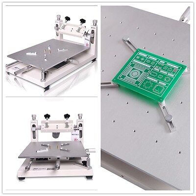 High Precision Manual Stencil Printer Soldering Printing Machine PM3040-J