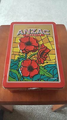 Anzac Tin The Story of the Poppy NZ issue 2008