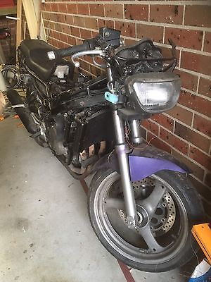 suzuki gsx250f across Project Bike