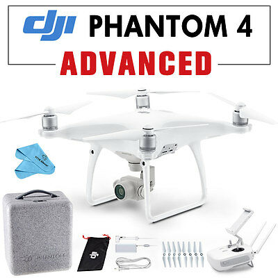 DJI Phantom 4 Advanced Camera Drone with RC,forward obstacle avoidance,4K 60fps