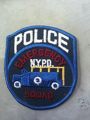 NYPD Police Emergency Squad