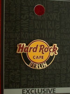 HRC Hard Rock Cafe Berlin Logo New Style 2016